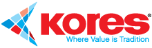 Kores (India) Ltd. Logo